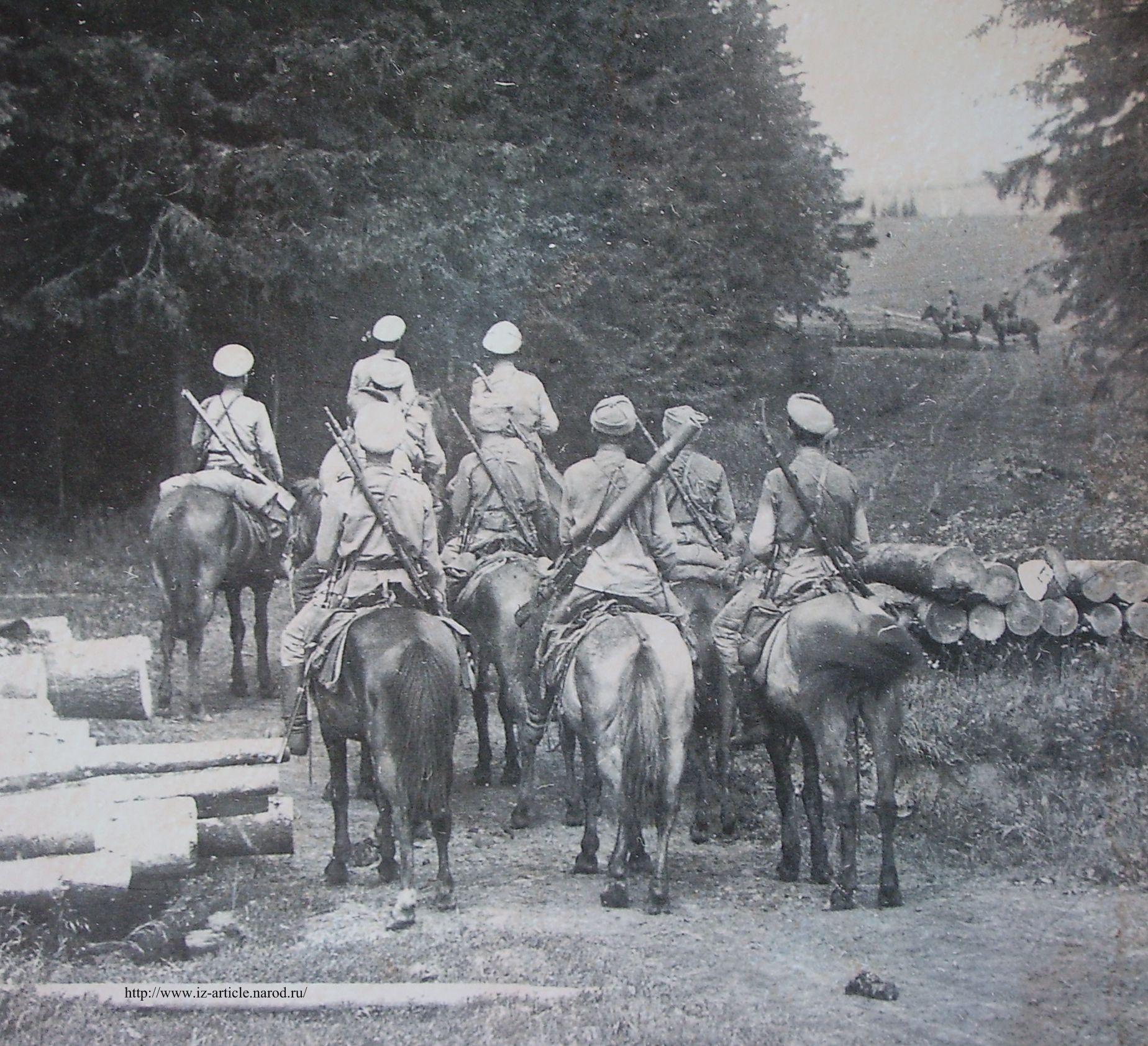 Гражданская война ижевск 1918 г