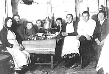 Пазял жикъя д семья удмуртов 1930г