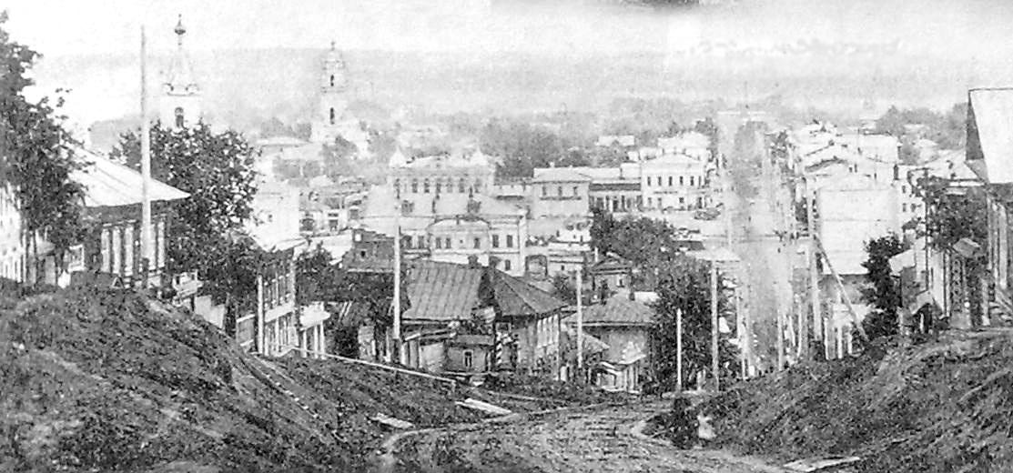 Вятскую улицу сарапул начало xx века