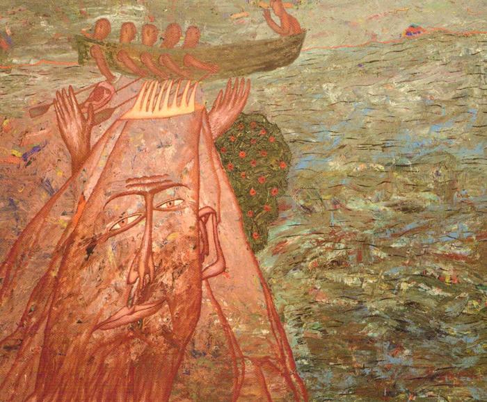 Орлов сергей художник член союза художников